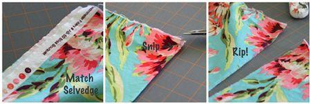 Snip-and-rip