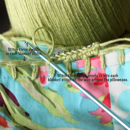 Single-crochets