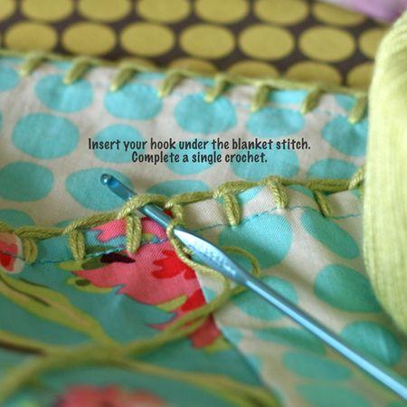 Under-the-blanket