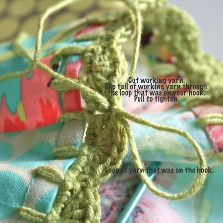 Yarn-loop
