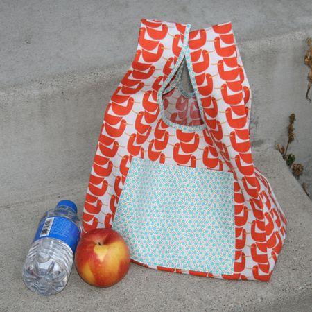 Duck lunchbag