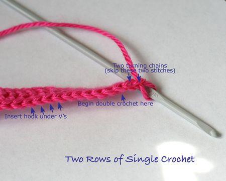 Double-crochet