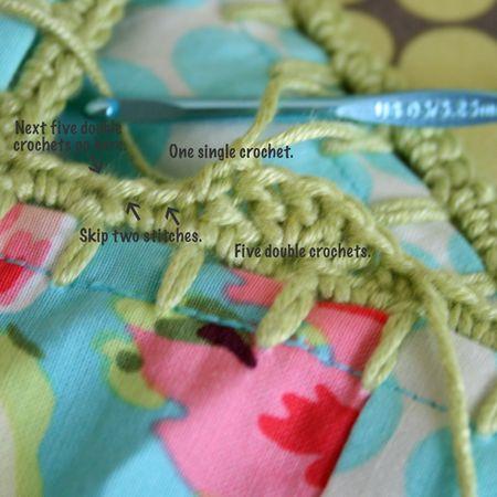 First-stitch