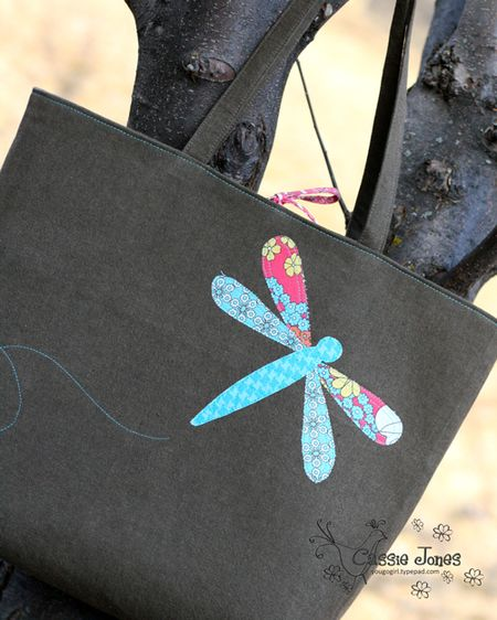 Dragonfly-bag